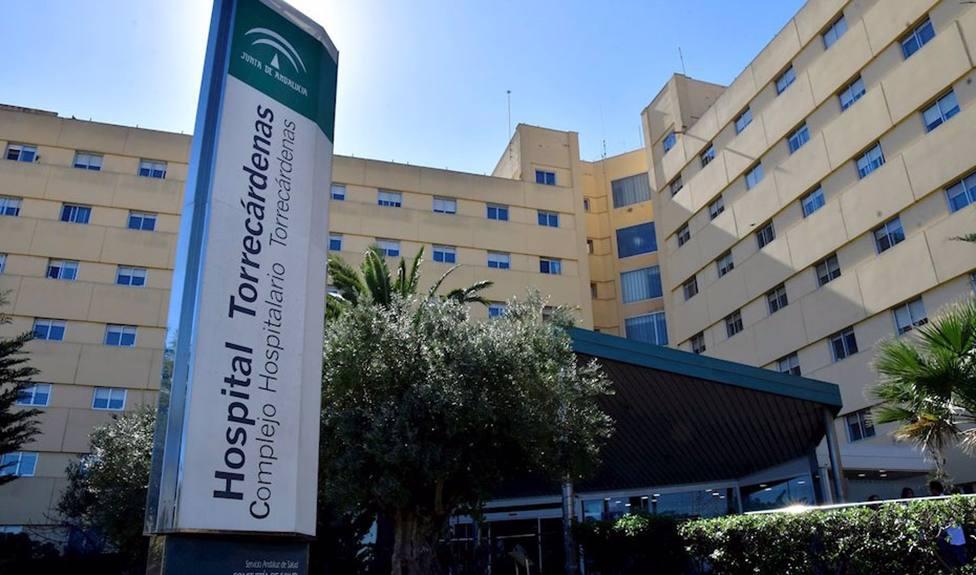 Almería.- Sucesos.- Heridas cuatro personas en una colisión entre dos vehículos en Roquetas de Mar