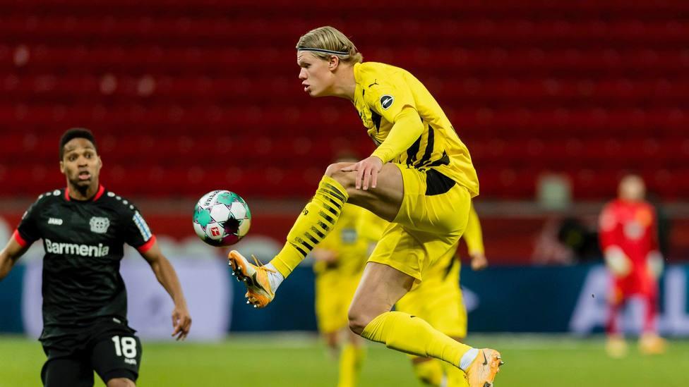 Derrota del Borussia ante el Bayer Leverkusen