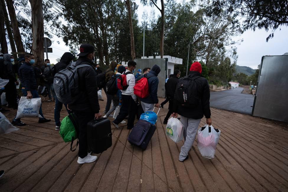 Inmigrantes Las Raíces