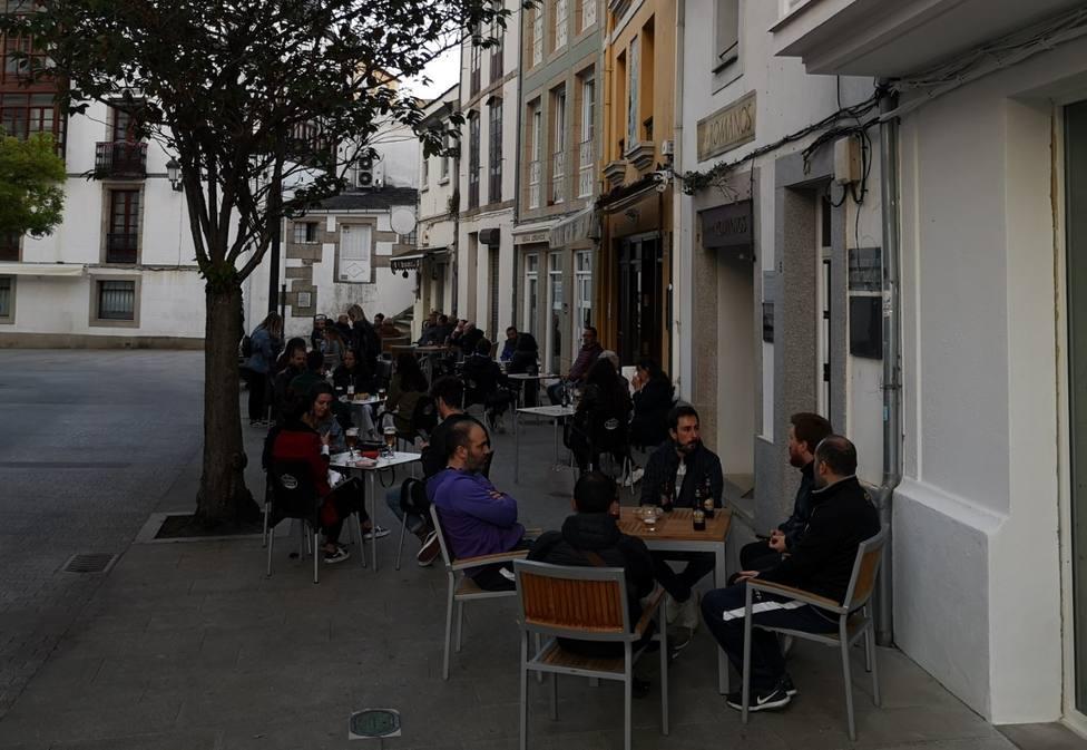 Lugo Monumental busca financiación para demandar al Ayuntamiento por subir el precio de las terrazas
