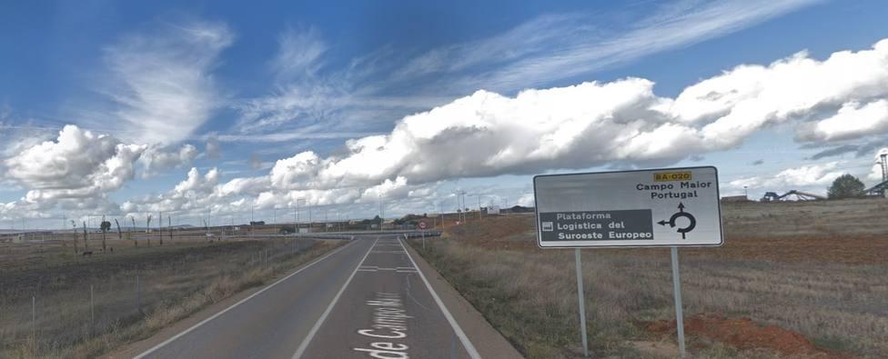 Plataforma logística en Badajoz