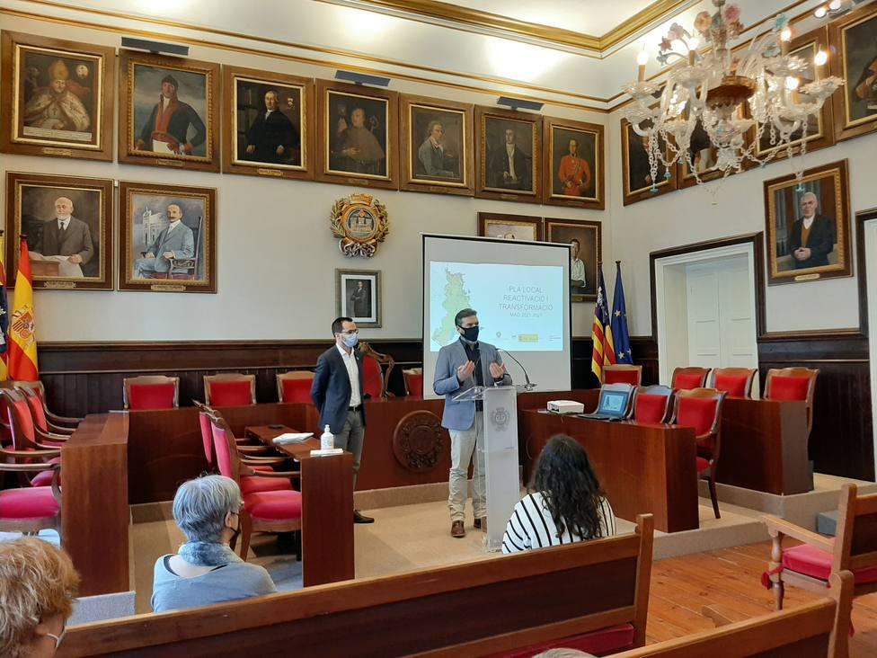 El Ayuntamiento de Maó impulsa el nuevo Plan de Reactivación y Transformación local