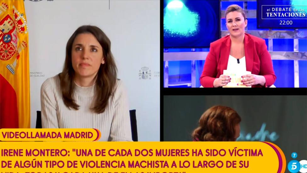 El motivo por el que Ana Rosa critica la intervención de Irene Montero en Sálvame: Tertuliana televisiva