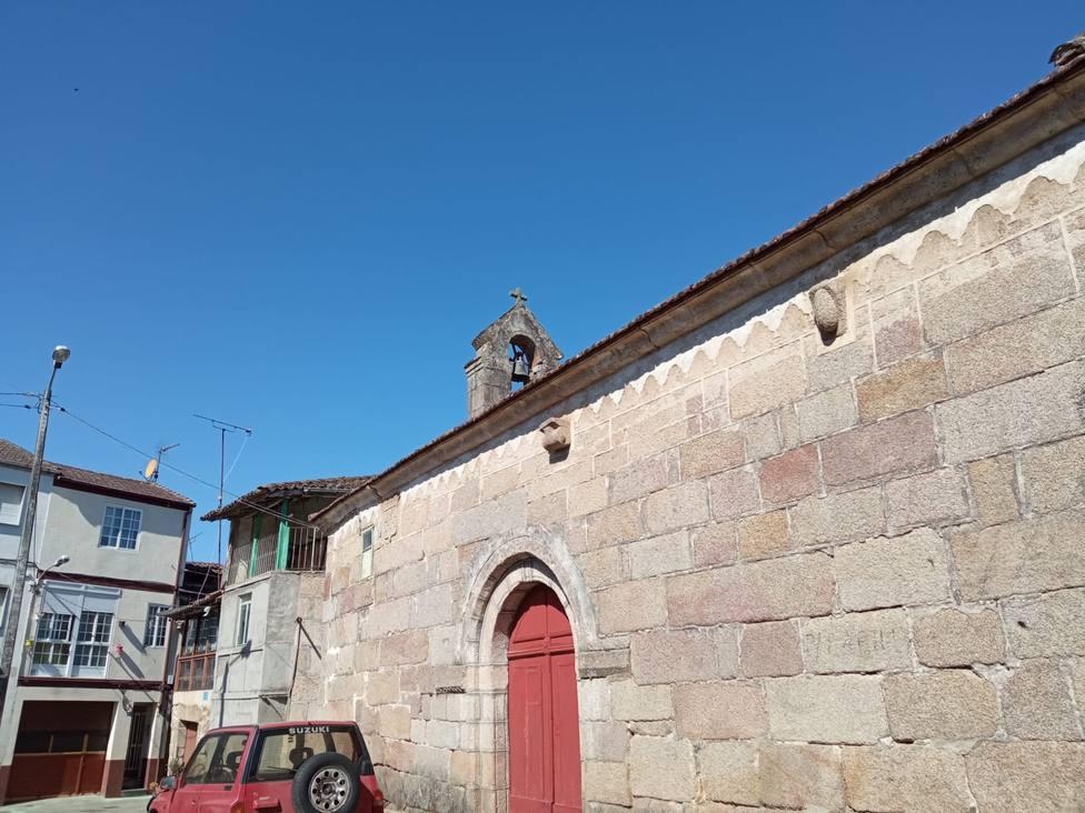 capilla de San Miguel de Villaza