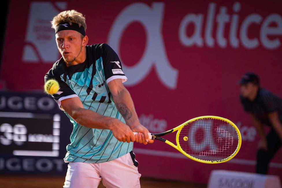 Tennis Millennium Estoril Open in Portugal