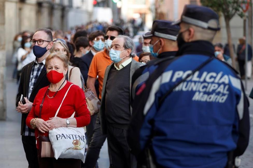 España, segundo país europeo más pesimista sobreq la vuelta a la normalidad precovid