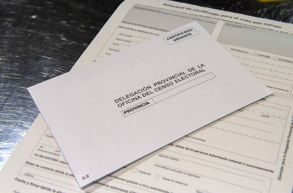 La Junta Electoral insta a Correos a despejar la confusión por el error de los tickets de voto de Madrid