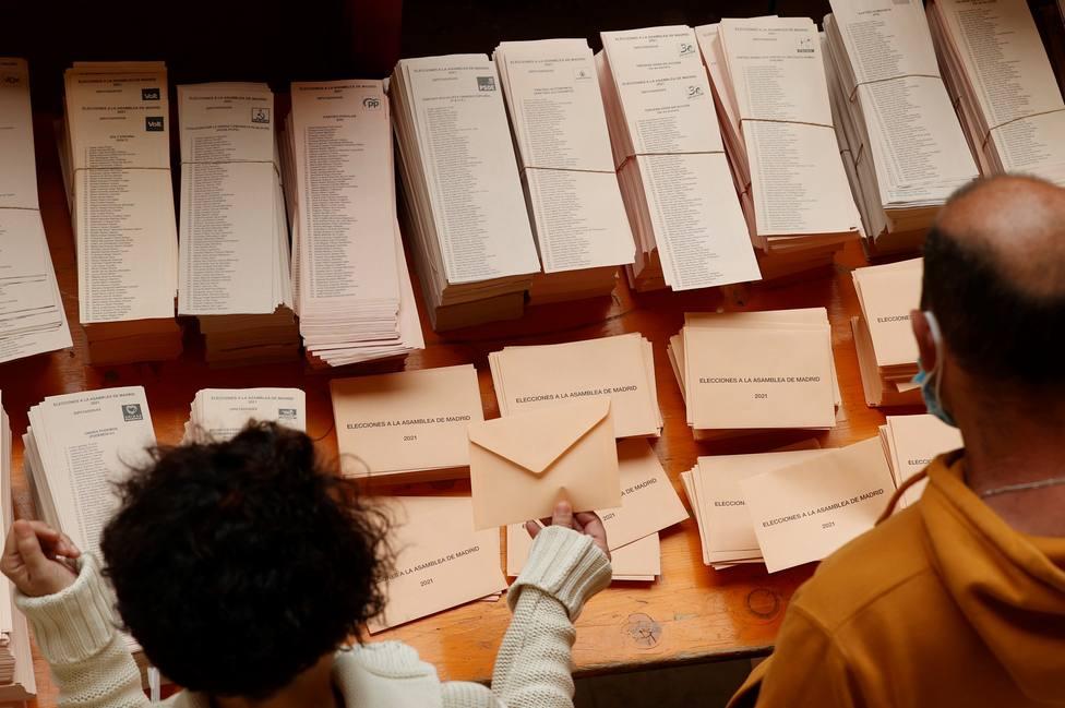 Así es Volt, el partido cuyas papeletas se confundieron el 4-M: Ha sido un error de los votantes de Vox