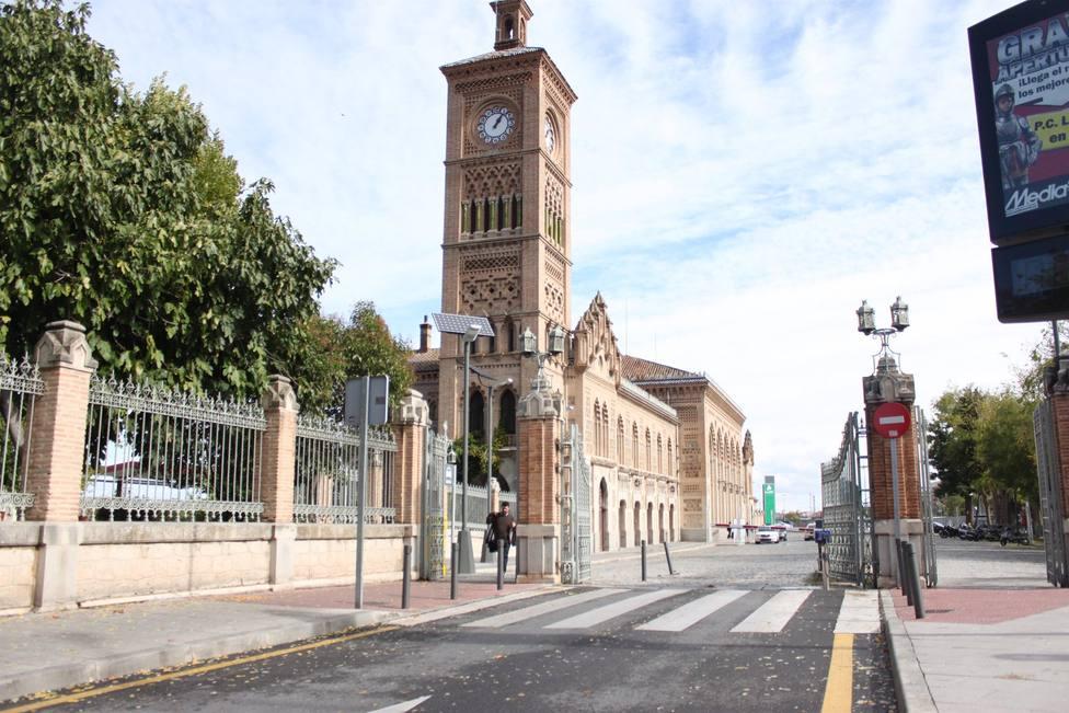 Adif licita el alquiler de un local para restauración en la estación de tren de Toledo