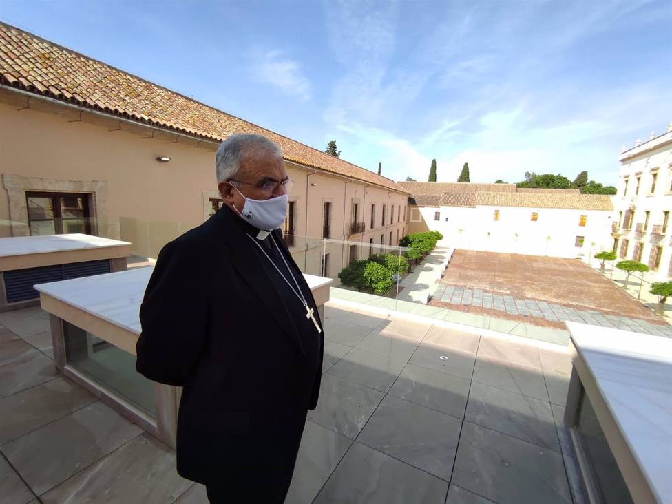 El obispo llama a apoyar la colecta del Corpus, que es para los pobres de nuestro entorno, 30.000 familias