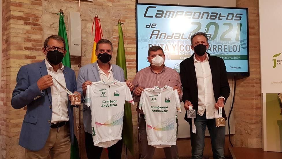 Bélmez de la Moraleda acogerá los días 11 y 12 de junio los Campeonatos de Andalucía de Ciclismo