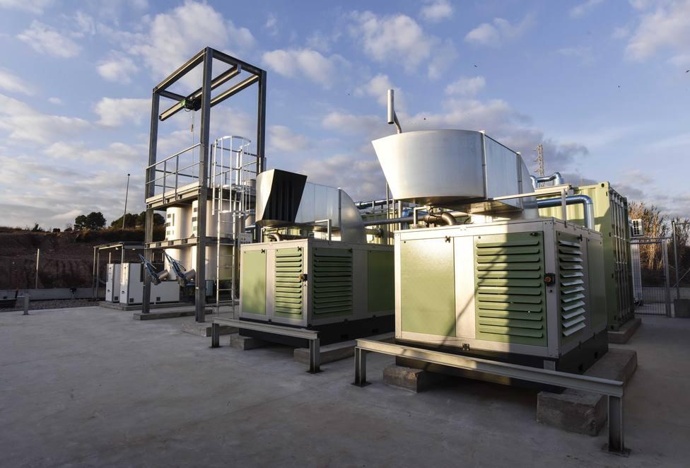 Naturgy marca un hito en la transición energética de España: inyecta gas renovable procedente de vertedero