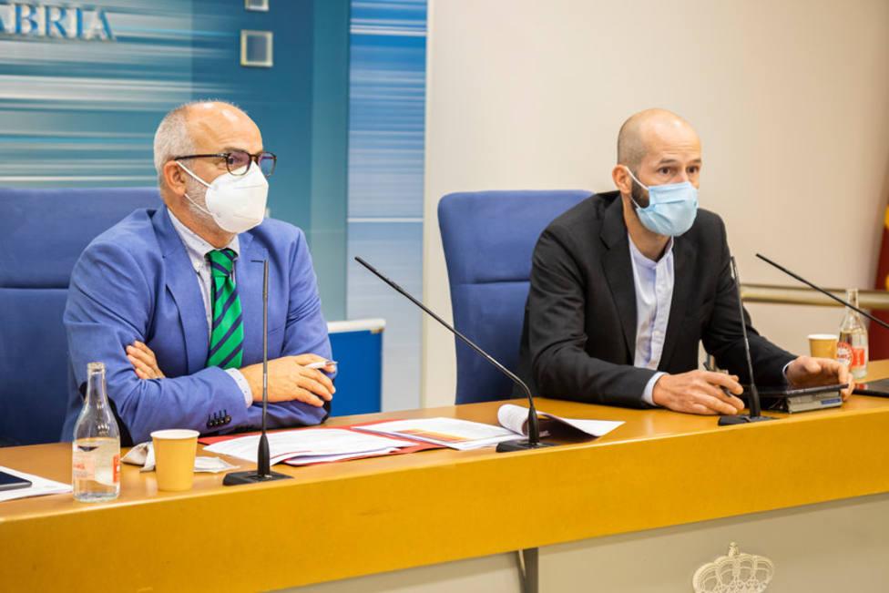 La Consejería de Sanidad está alerta ante la incidencia del Covid-19 en Cantabria