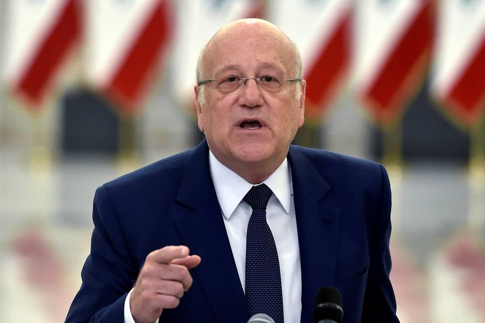 El nuevo Gobierno en el Líbano lo liderará Najib Mikati