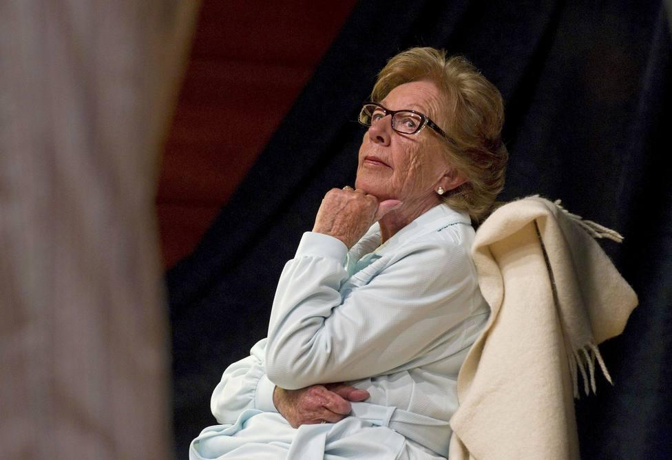 Fallece Menchu Álvarez del Valle, la abuela paterna de la Reina Letizia