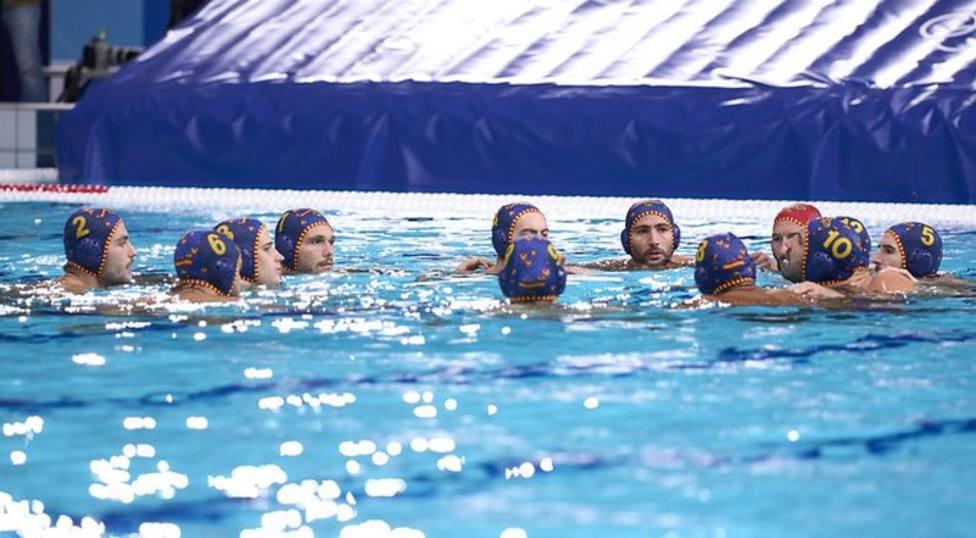 Selección masculina de waterpolo