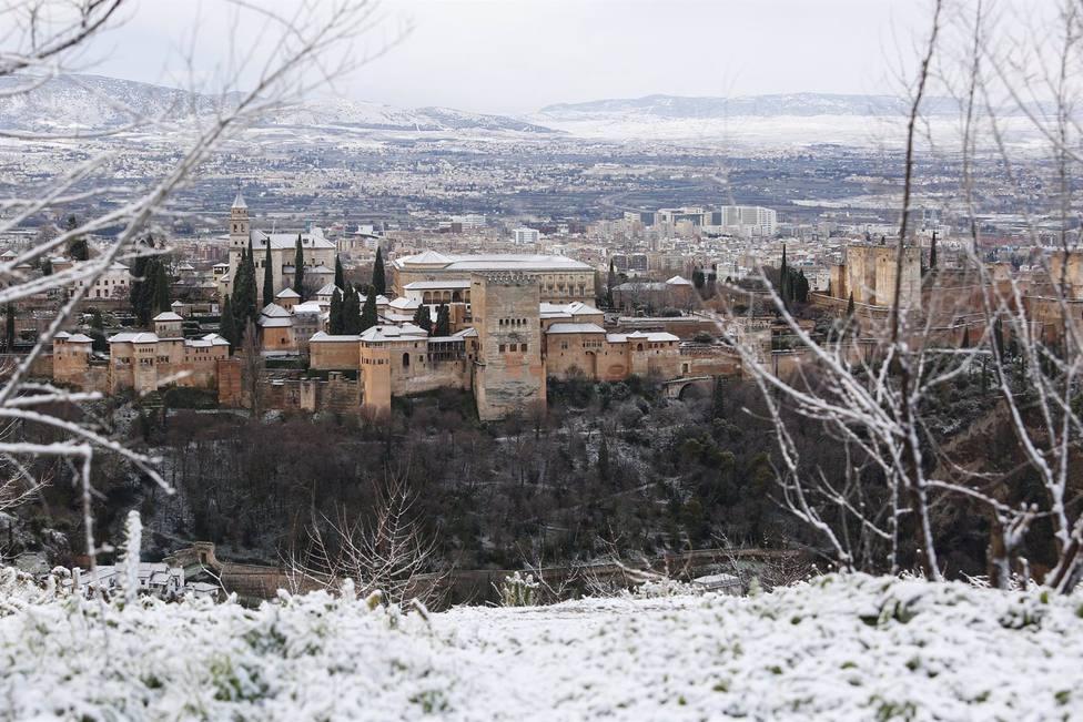 Granada.- Turismo.- La capital recibe casi 300.000 visitantes en lo que va de año, superando las 500.000 pernoctaciones