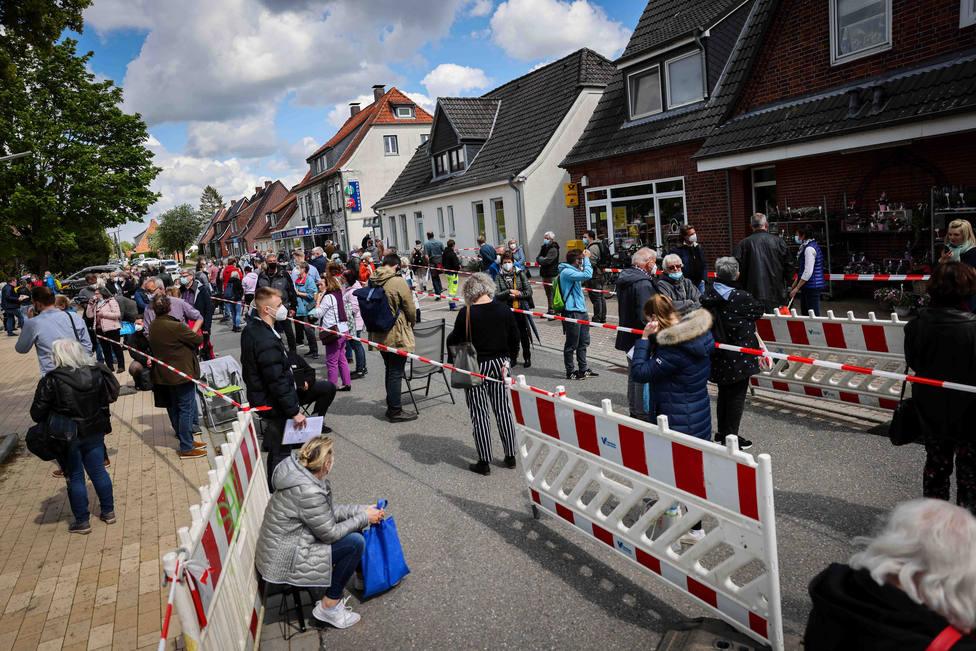 Alemania suspende las compensaciones por pérdida de ingresos a los trabajadores que no estén vacunados