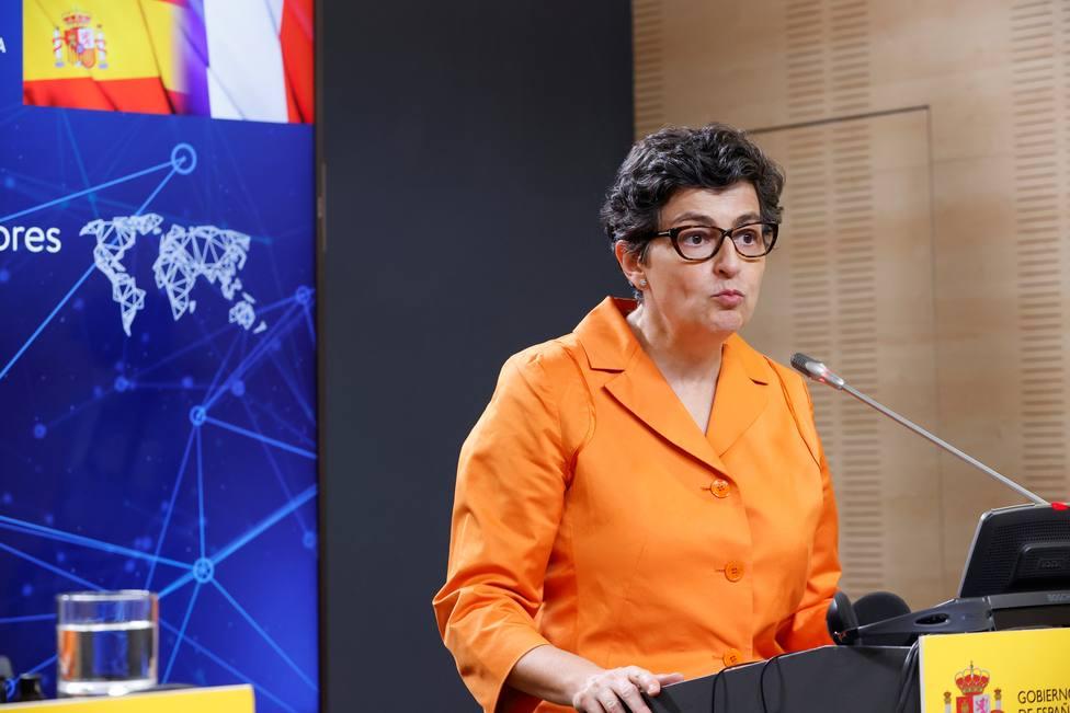 La Abogacía del Estado presenta un recurso contra la citación como investigada Laya en el caso Ghali