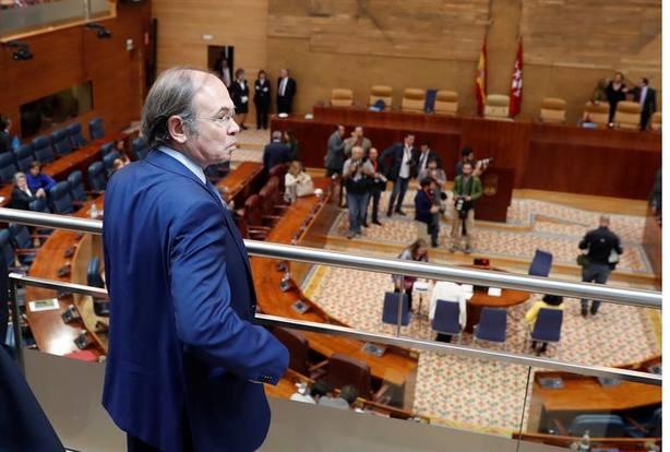 García-Escudero contará con Pablo Casado para la directiva del PP en Madrid