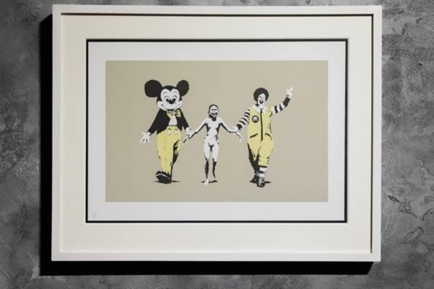 La obra de Banksy llega por primera vez a España con la exposición Genius or Vandal?