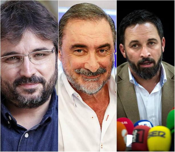 La conversación entre Évole y Herrera que anticipa el especial Salvados sobre Vox