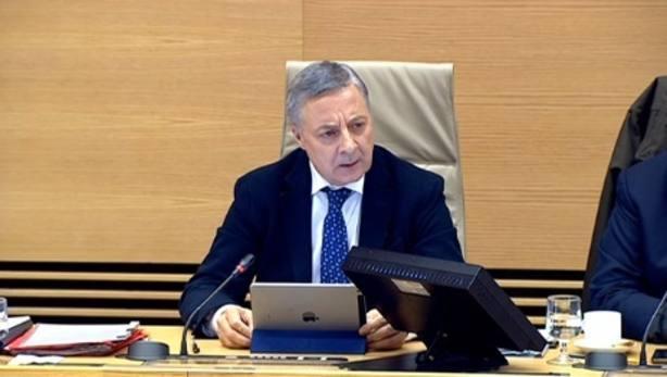 Blanco niega que participara en la construcción de un relato sobre el accidente del Alvia de Santiago