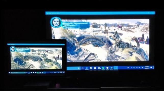 Microsoft ya permite el streaming de videojuegos de PC en la Xbox One a través de una nueva app