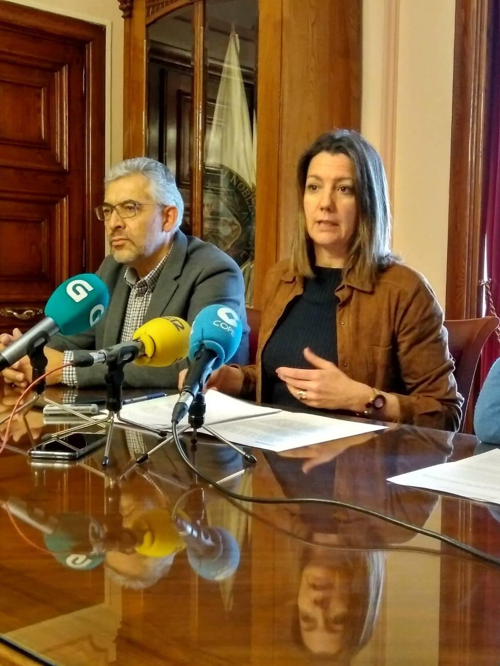 """El Ayuntamiento de Lugo expedientará a seis oficiales de policía por su actitud """"inaceptable"""""""