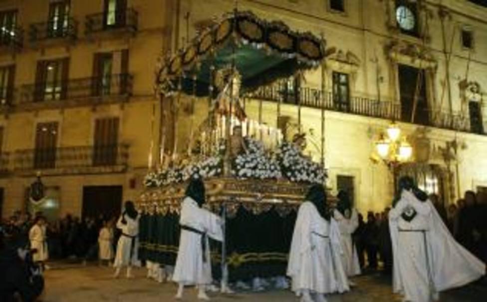 Dos procesiones en Palma en este Lunes Santo