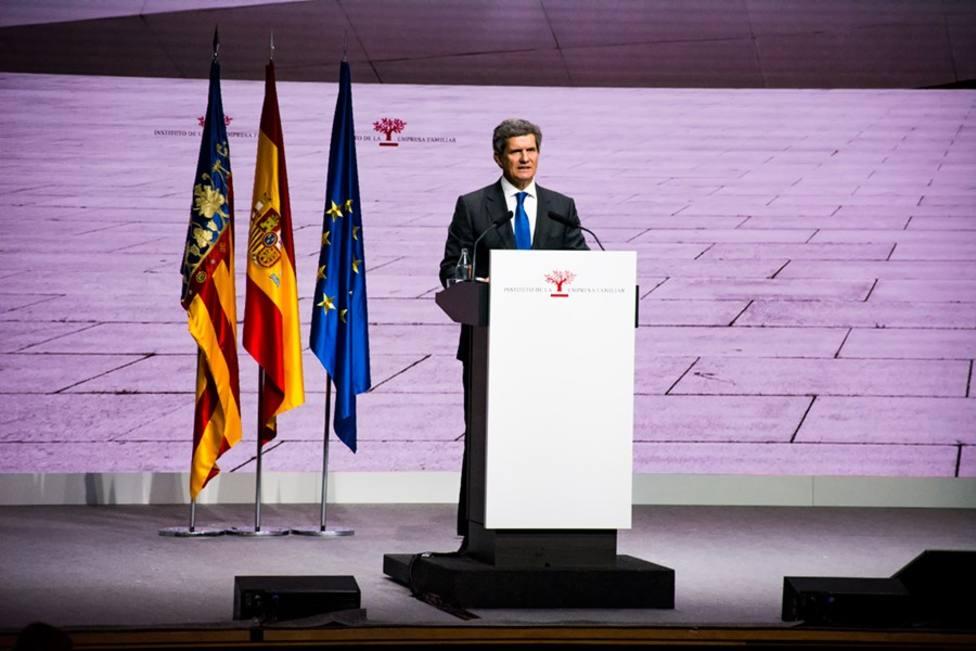 El presidente del Instituto de la Empresa Familiar, Francisco J. Riberas