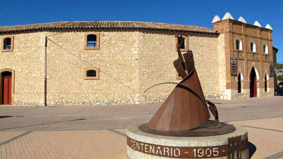 Plaza de toros de El Burgo de Osma (Soria)