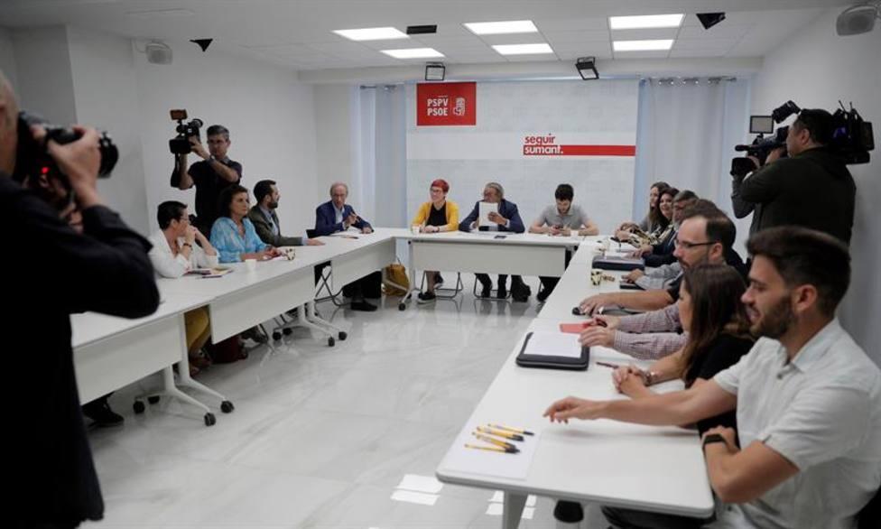 Puig cede una vicepresidencia a Unides Podem para garantizarse la investidura