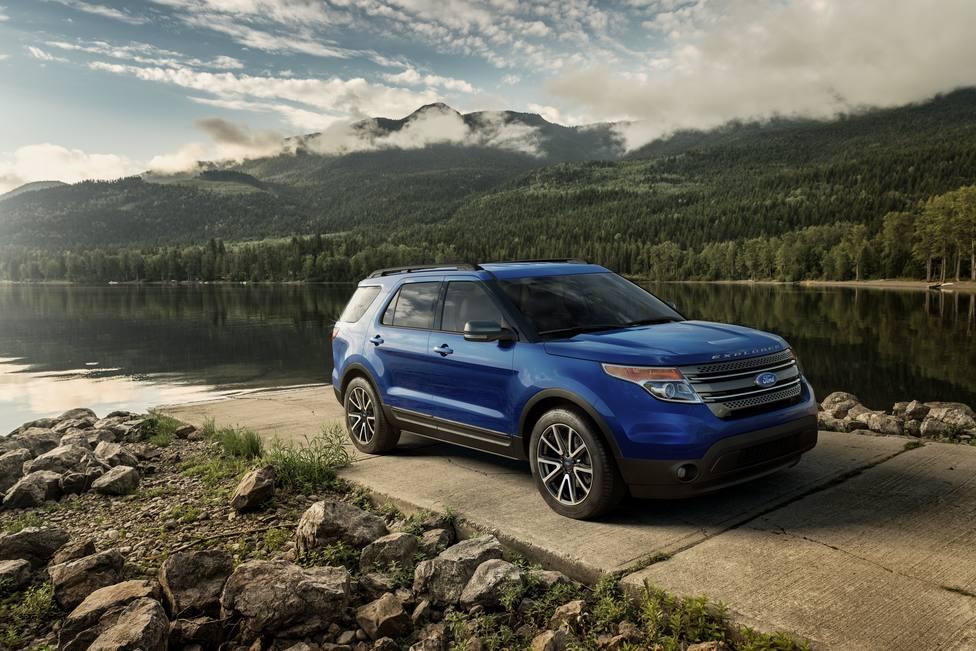 Ford llama a revisión 1,2 millones de vehículos en Norteamérica por problemas en la suspensión trasera