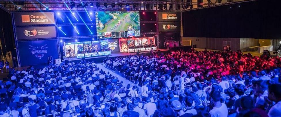 Gamergy la feria de los esports recibió 61 000 visitantes en tres días, récord de sus 10 ediciones