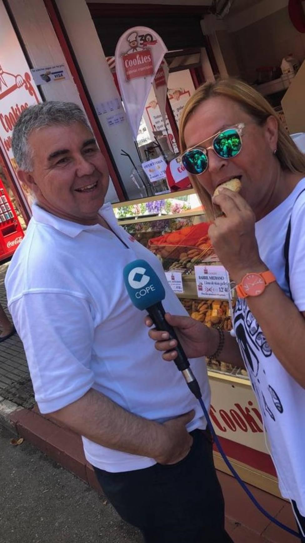 En COPE Asturias estamos con Servifresco en la Feria de Muestras de Gijón