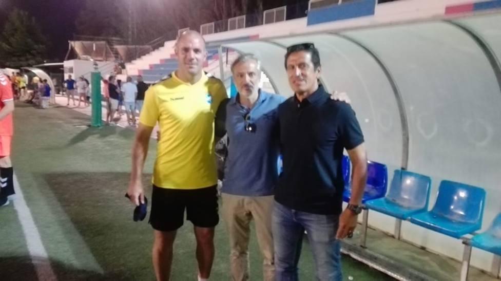 Daniel Toribio Toro Aquino será entrenador del Lorca FC B