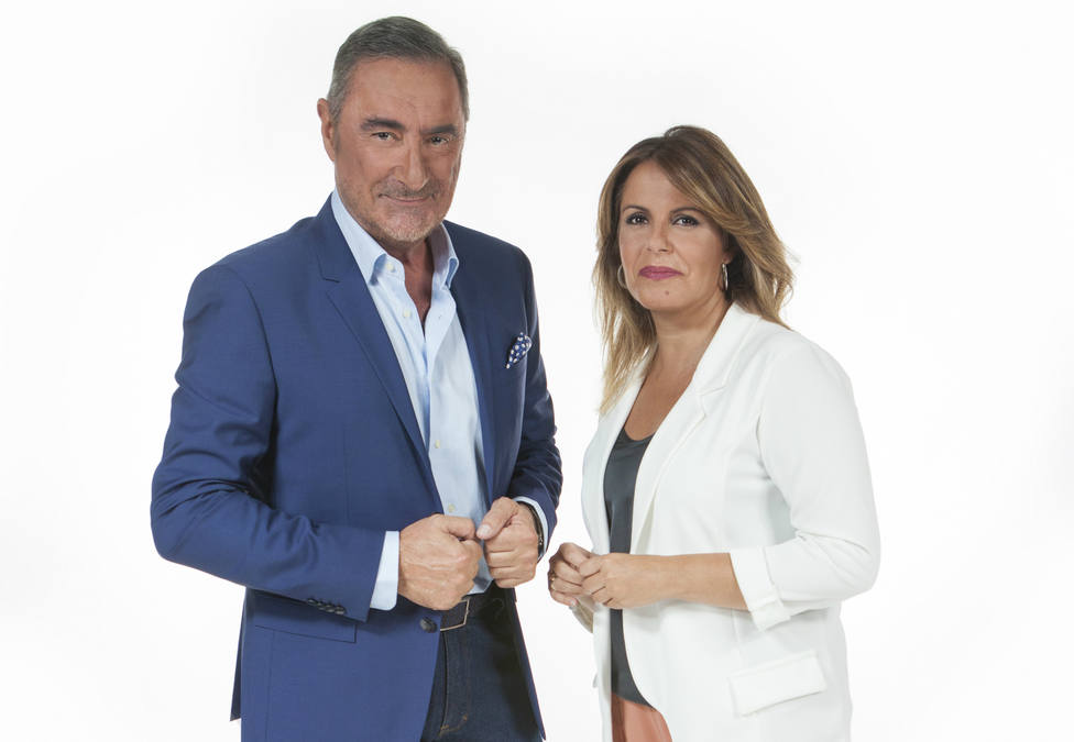 ¿Quieres conocer a Carlos Herrera, Ángel Expósito, Paco González o Manolo Lama?