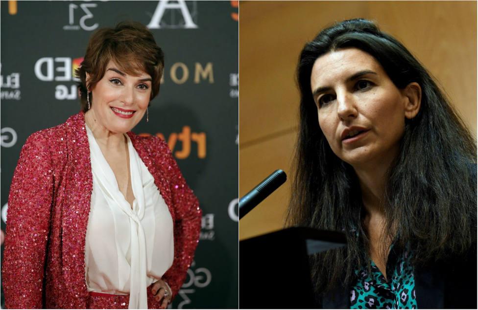 La falta de respeto de Anabel Alonso a una tuitera por salir en defensa de Rocío Monasterio