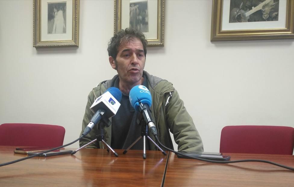 Suso Basterrechea, concejal de Ferrol en Común