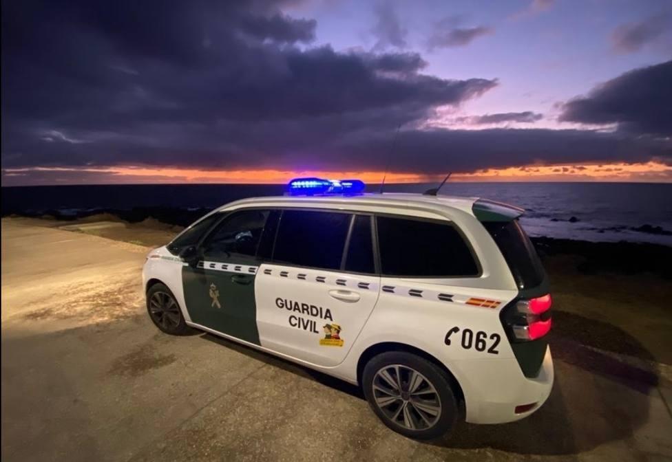 Foto de archivo de un vehículo de la Guardia Civil - FOTO: Guardia Civil