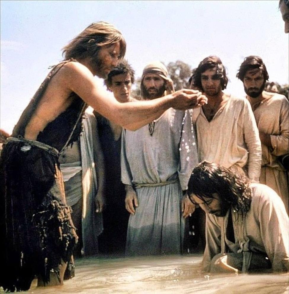 El Bautismo del Señor: la Carta de Presentación de Dios - Santoral - COPE