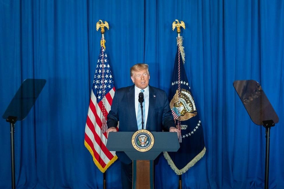 Trump defiende el asesinato de Soleimani, el terrorista número uno del mundo