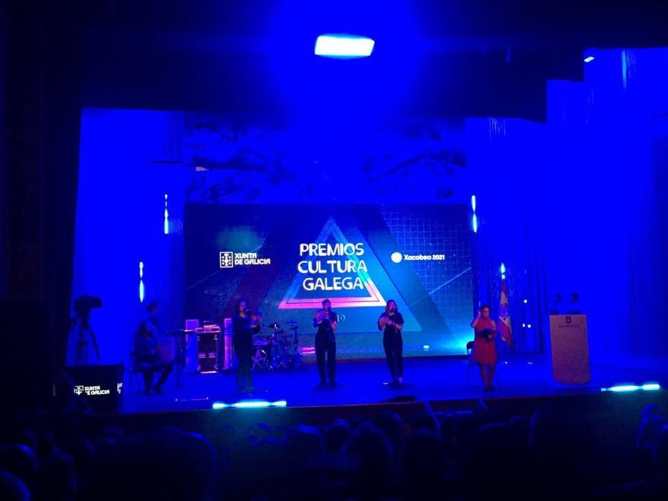 Premios Cultura Galega 2019
