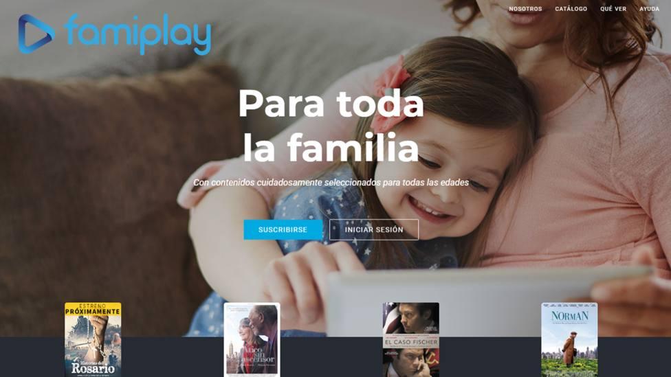 Así es Famiplay: el nuevo Netflix cristiano para toda la familia