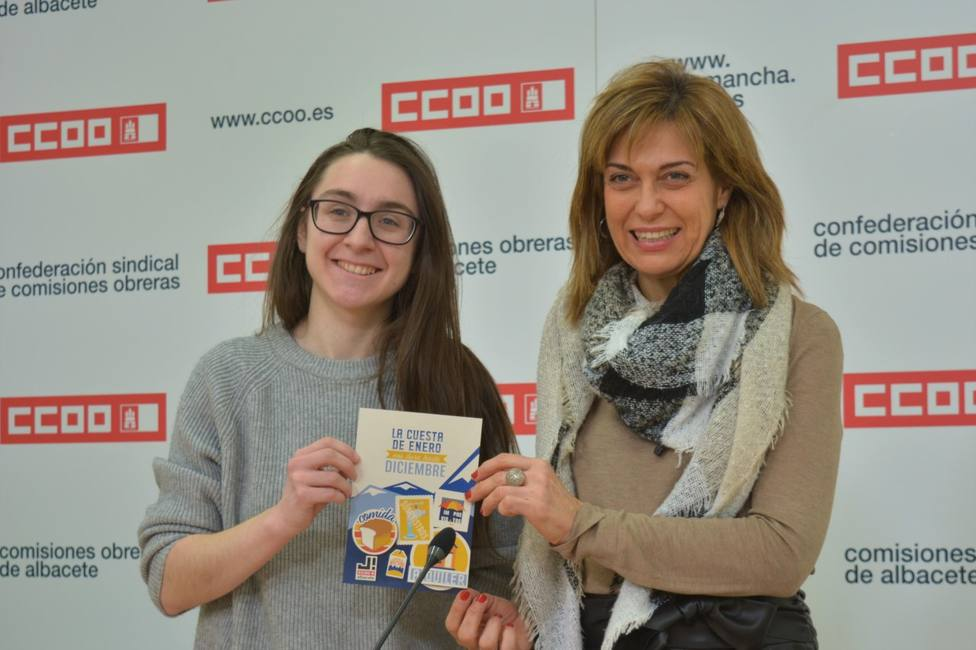 Campaña jovenes CCOO