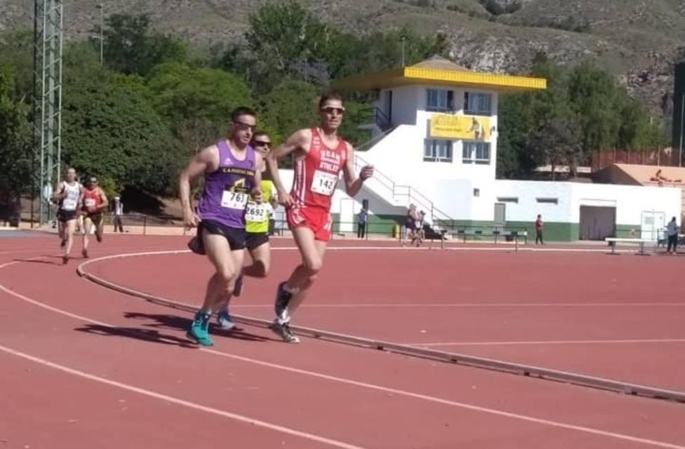 Lorca acoge doble cita con el atletismo este fin de semana