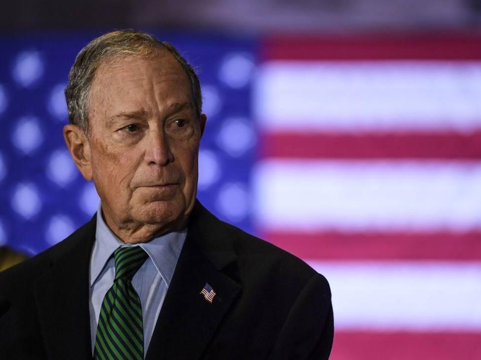 Mike Bloomberg, aspirante a la Casa Blanca, propone que Puerto Rico pertenezca a Estados Unidos