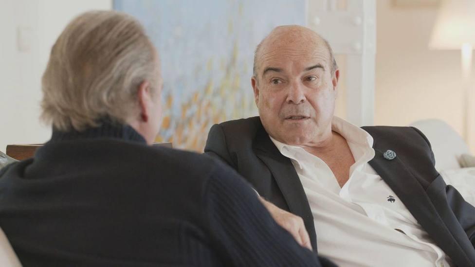 Antonio Resines revela a Bertín Osborne la reunión que cambió Los Serrano para siempre