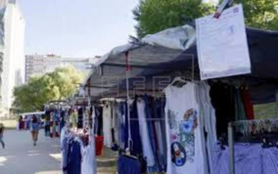 Mercado de venta ambulante